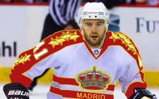 Andrej Meszaros, Madrid Royals defenseman